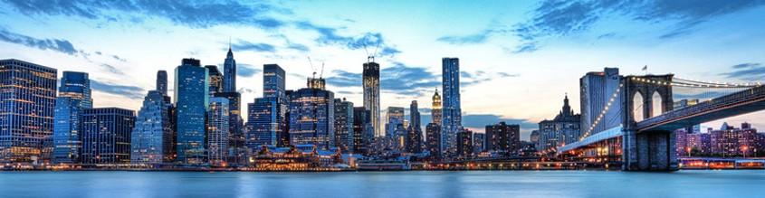 Voyage à New-York bannière